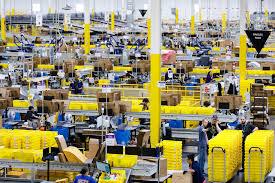 Warehouse packer