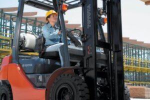 Forklift Operators