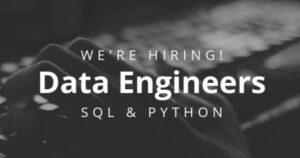 python data engineer