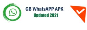 GBWhatsapp New Update