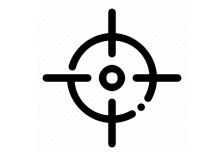 atomic aiming
